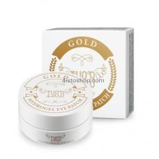 Патчи гидрогелевые с золотом IYOUB Gold 60 шт