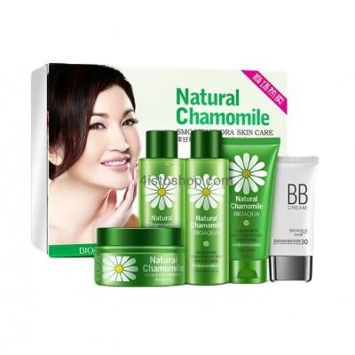 Bioaqua Natural Chamomile подарочный набор