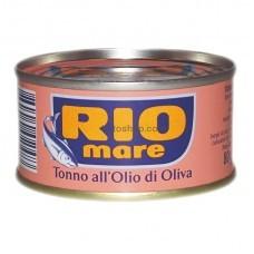 Тунец в оливковом масле Rio Mare 80г
