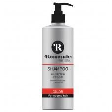 Шампунь Romantic professional Color для окрашенных волос 850мл