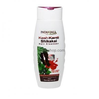 Patanjali Shikakai Kesh Kanti против выпадения волос 200мл