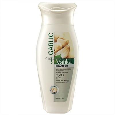Vatika Garlic шампунь с чесноком 200мл
