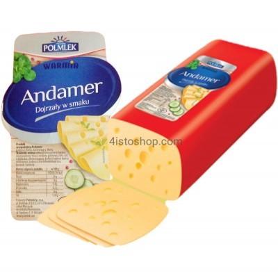 Andamer Polmlek сырный продукт