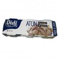 Тунец в подсолнечном масле Didi Atun en Aceite de Girasol 80г