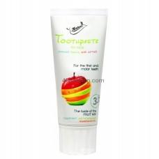 Зубная паста для детей от 3 лет Bioton Fruit mix 50мл