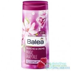 Гель для душа Balea магнолия малина 300 мл