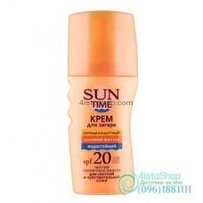 Биокон крем солнцезащитный Высокий Фактор SPF 20 Sun Time 150 мл