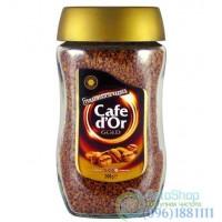 Кофе растворимый Café D'or Gold 200г
