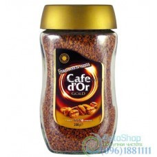 Кофе растворимый Café Dor Gold 200г