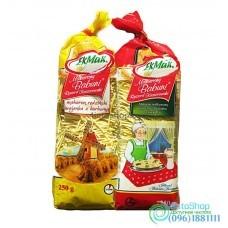 Лапша EkMak Makarony Babyni с яйцом и куркумой 250 г