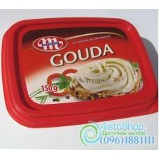 Сыр мягкий MLEKOVITA Gouda 150 г