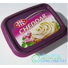 Cыр мягкий MLEKOVITA Cheddar 150 г