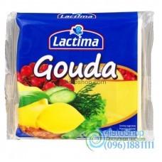 Cыр тостовый Laktima Gouda 130 г