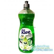 Средство для мытья посуды Klee Яблоко 1л