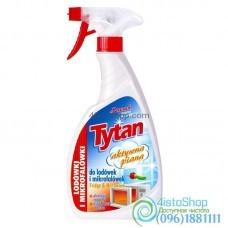 Спрей для чистки холодильников и микроволновых печей Tytan 500 мл