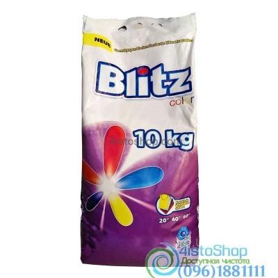 Стиральный порошок для цветного белья Blitz Сolor 10 кг