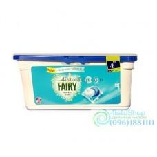 Капсулы Fairy 3 в 1 для стирки детских вещей 30 шт