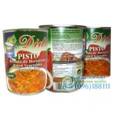 Соус овощной Didi Pisto Fritada de Hortalizas 420 г