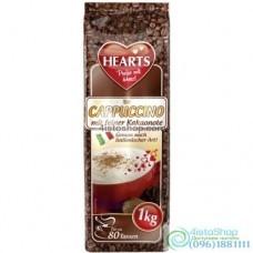 Капучино Hearts Cappuccino Mit Feiner Kakaonote ароматный какао 1кг