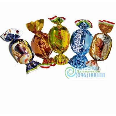 Ассорти из шоколадных конфет с начинками 1000 г