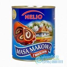 Маковая масса HELIO 850 г