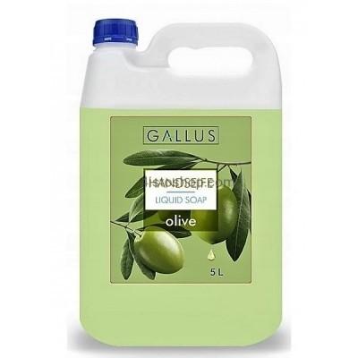 Жидкое мыло Gallus Оливки 5л