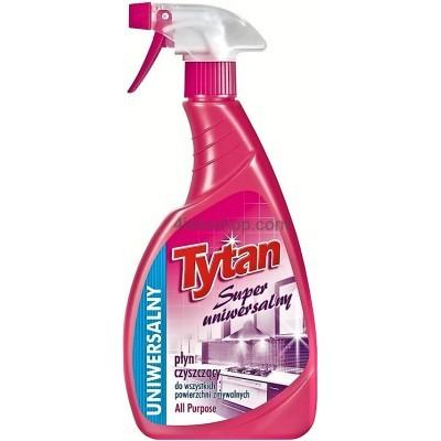 Супер универсальный чистящий спрей Tytan 500 мл