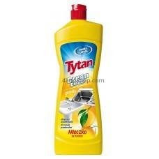 Молочко для чистки Tytan Лимон 900г