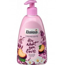 Жидкое крем - мыло Balea Do what you love 500 мл