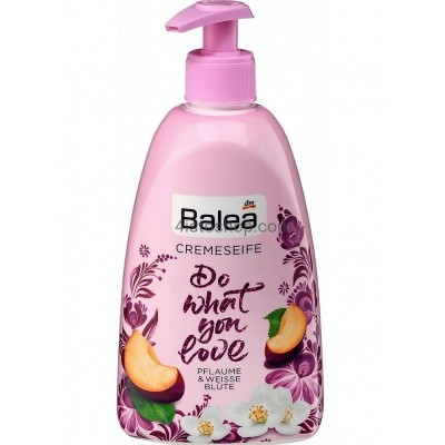 Жидкое крем - мыло Balea Do what you love