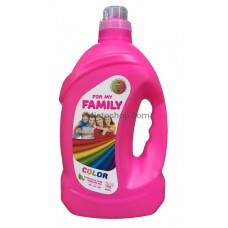 Гель для стирки Family Color 4 л