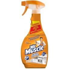 Средство для кухни Mr Muscle Эксперт Энергия цитруса 500 мл