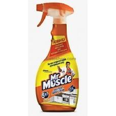 Средство для кухни Mr Muscle Эксперт Свежесть лимона 500 мл