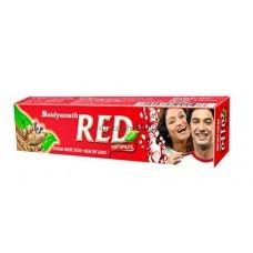 Аюрведическая зубная паста Baidyanath Red 100г