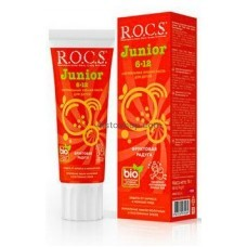 R.O.C.S. Junior зубная паста Фруктовая радуга 74 гр