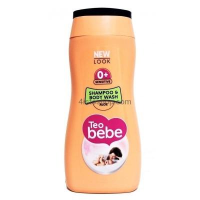 Teo bebe Shampoo and body wash Aloe 200ml