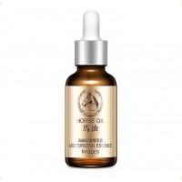 Сыворотка Images Horse Oil с лошадиным маслом для увлажнения и восстановления 15мл