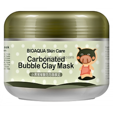 Маска для лица BIOAQUA Carbonated Bubble Clay 100мл