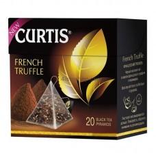 Чай чёрный Curtis Французский Трюфель 20 пак.