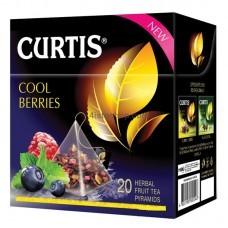 Чай фруктово-травяной Curtis Освежающие фрукты 20 пак.