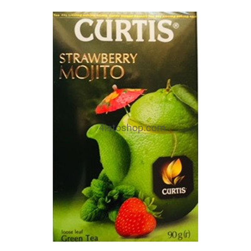 зеленый чай мохито Curtis