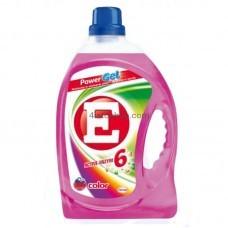 Гель для стирки E Active-enzym 6 Color 4,38 л