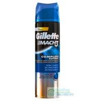 Gillette гель для бритья Mach 3 Extra Comfort против жжения кожи после бритья 200 мл