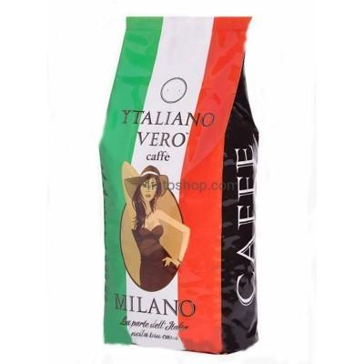 Italiano Vero Milano Кофе зерновой 1кг