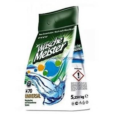 Wasche Maister universal Стиральный порошок 5.25кг