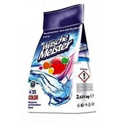 Wasche Meister Стиральный порошок color 2.625 кг
