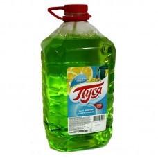 Моющее универсальное средство для дома Пуся Лимон 5л