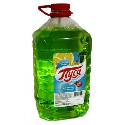 Моющее Пуся Лимон для мытья