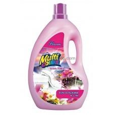 Кондиционер для белья Multicolor Цветочный 4л