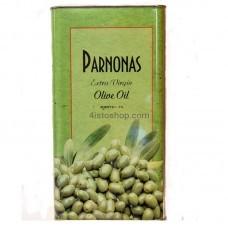 Оливковое масло Parnonas Extra Virgin di Oliva 5л